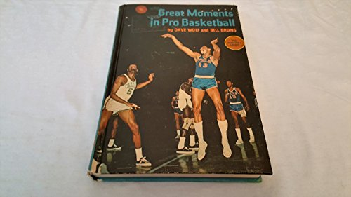 9780394808727: Title: Great Moments in Pro Basketball