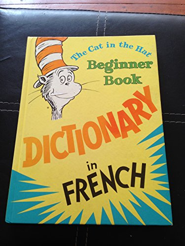 "9780394810638: ""The Cat in the Hat"" Beginner Book Dictionary in French"