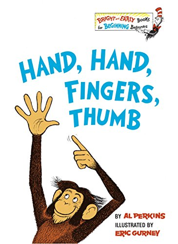 9780394810768: Hand, Hand, Fingers, Thumb (Bright & Early Book)