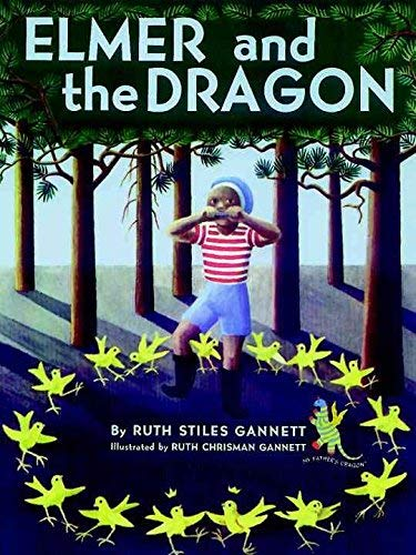 9780394811208: Elmer and the Dragon
