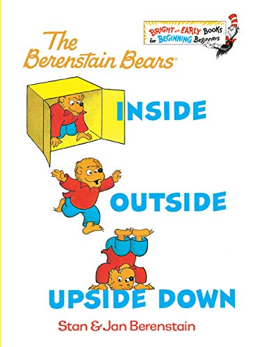 9780394811420: Inside Outside Upside Down (Bright & Early Books)