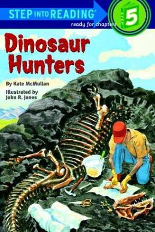9780394811505: Dinosaur Hunters (Step into Reading)