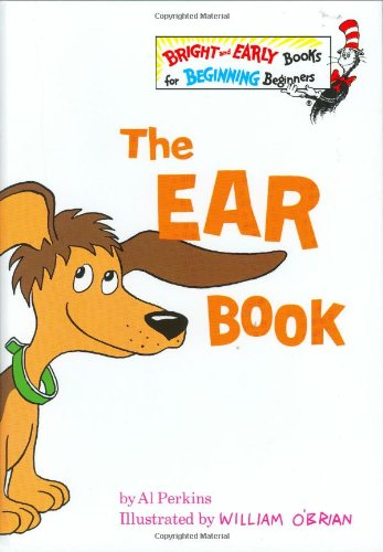 9780394811994: The Ear Book (Bright & Early Books(R))