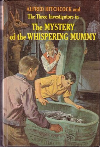 9780394812205: Mystery of the Whispering Mummy