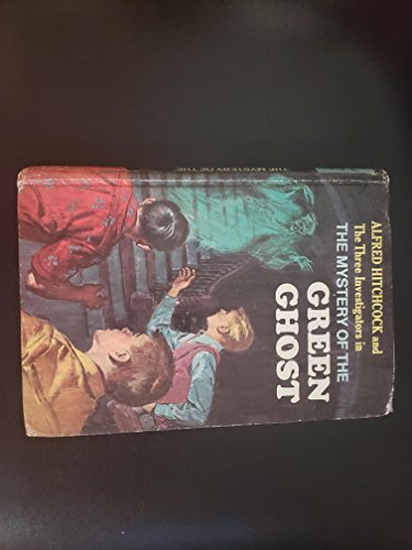 9780394812281: Alfred Hitchcock and the Three Investigators in the Mystery of Green Ghost