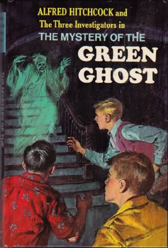 9780394812281: Alfred Hitchcock and the Three Investigators in the Mystery of the Green Ghost