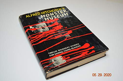 9780394812304: Alfred Hitchcock's Monster Museum