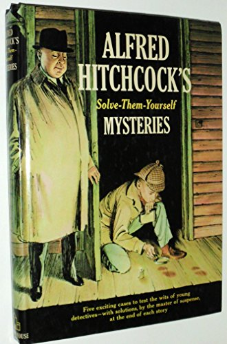 9780394812427: Alfred Hitchcock's Solve-Them-Yourself Mysteries
