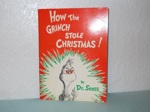 How the Grinch Stole Christmas! (Book &: Dr. Seuss
