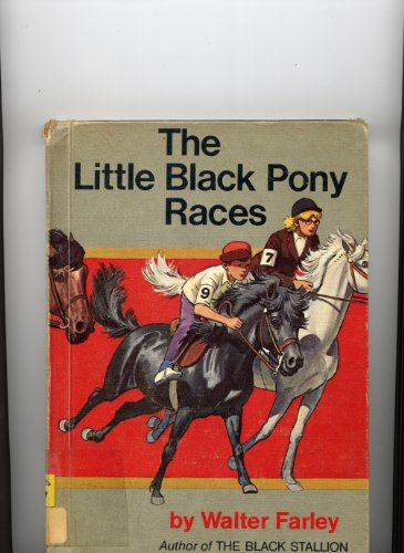 9780394813493: Little Black Pony Races