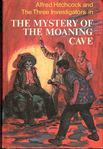 9780394814230: Alfred Hitchcock and the Three Investigators in the Mystery of the Moaning Cave (3 Investigators Ser # 10)