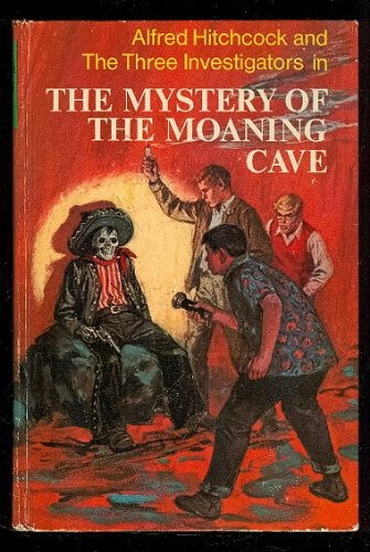 9780394814230: Alfred Hitchcock and the Three Investigators in The Mystery of the Moaning Cave