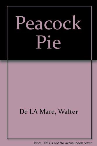 9780394814865: Peacock Pie