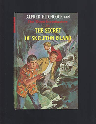 9780394815527: Alfred Hitchcock and the Three Investigators in the Secret of Skeleton Island