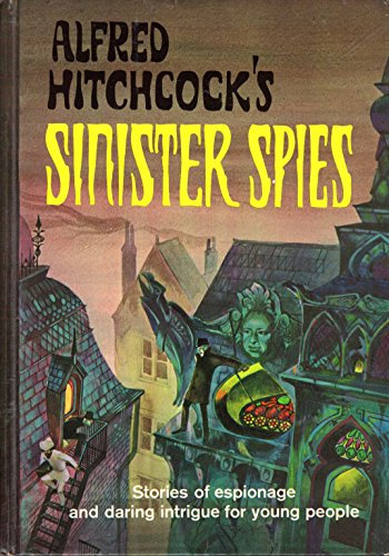 9780394815640: Alfred Hitchcock's Sinister Spies