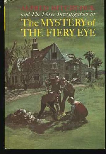 9780394816616: Alfred Hitchcock and the Three Investigators in the Mystery of the Fiery Eye