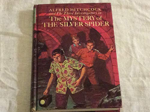 9780394816630: Alfred Hitchcock and the Three Investigators in The Mystery of the Silver Spider