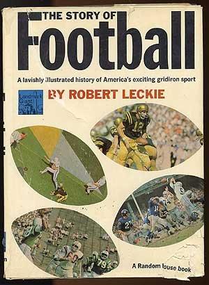 9780394816791: The story of football (Landmark giant, 9)
