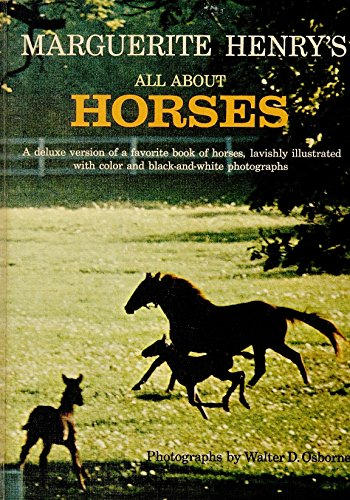 9780394816999: All About Horses