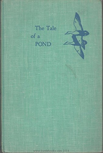 9780394817200: Tale of a Pond