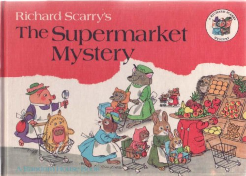 9780394817675: The Supermarket Mystery