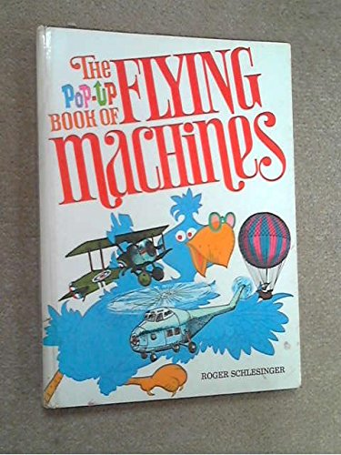 9780394818177: Pop-Up Book of Flying Machines