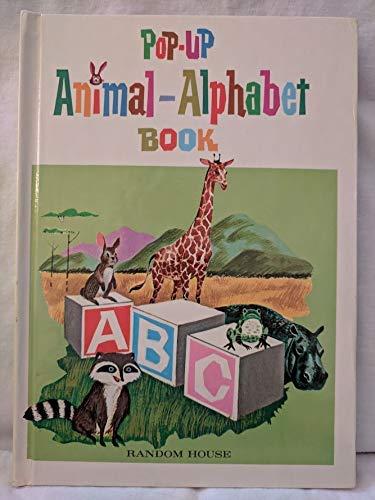 9780394818665: Pop-Up Animal Alphabet