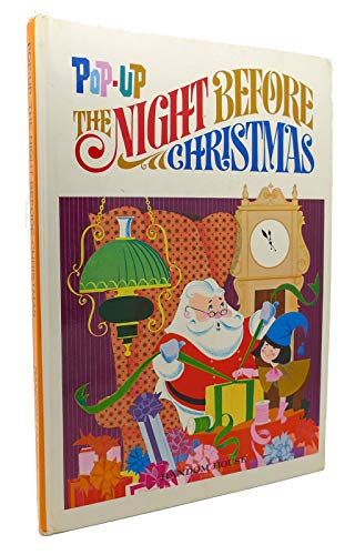 9780394818672: The Night Before Christmas (Pop-Up Book)