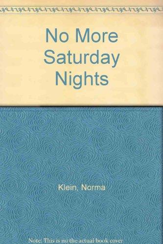 9780394819440: No More Saturday Nights