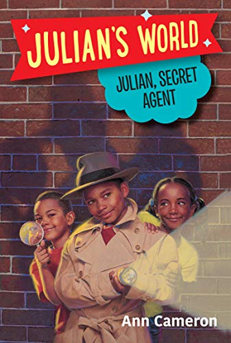 9780394819495: Julian, Secret Agent (Julian's World)
