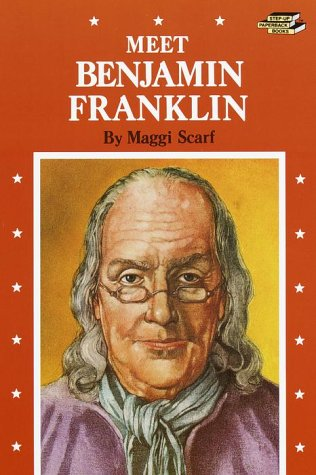 9780394819617: Meet Ben Franklin (Step-Up Biographies)