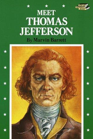 9780394819648: Meet Thomas Jefferson (Step-Up Biographies)