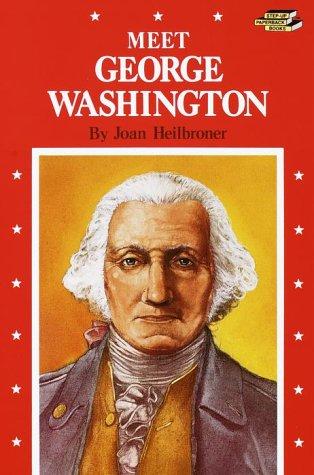 9780394819655: Meet George Washington (Step-Up Biographies)