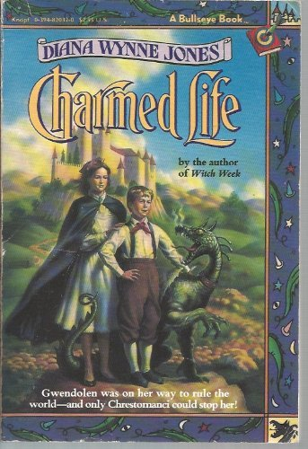 Charmed Life: Jones, Diana Wynne
