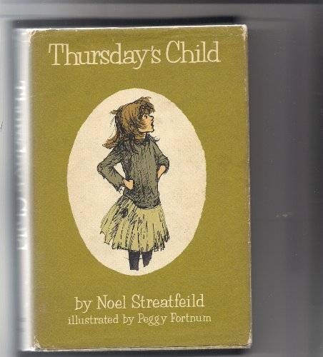 9780394820965: Thursday's Child