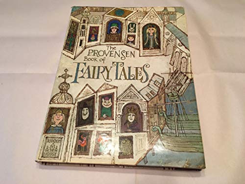 9780394821214: Title: The Provensen book of fairy tales