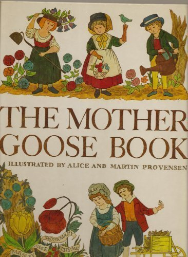 9780394821221: The Mother Goose Book