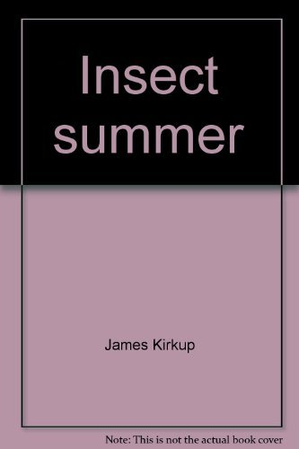 9780394821313: Insect summer