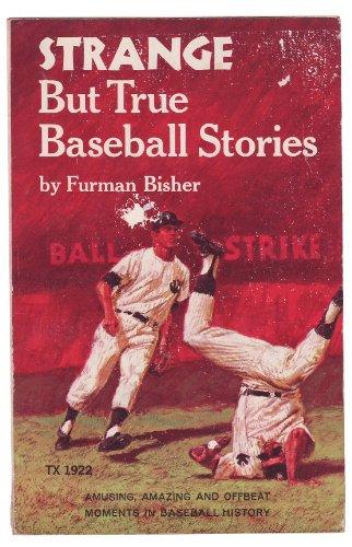9780394821917: Strange but True Baseball Stories