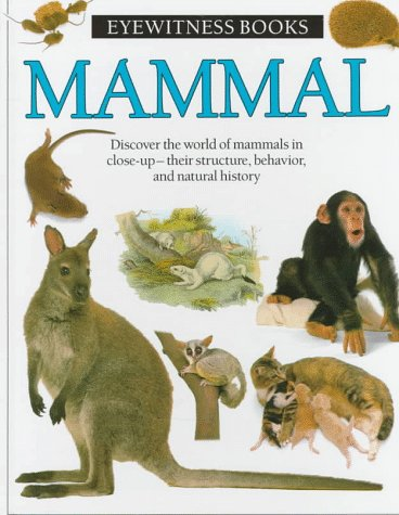 9780394822587: Mammal (Eyewitness Books)
