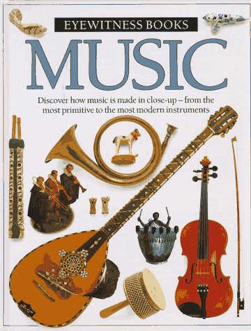 9780394822594: Music (Eyewitness Books)