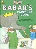 Hh-Babar's Paint Bx Bk: Laurent De Brunhoff