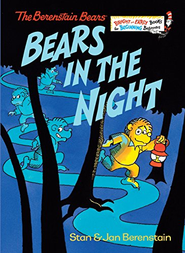 9780394822860: Bears in the Night (Bright & Early Books)