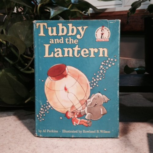 9780394822976: Tubby and the Lantern