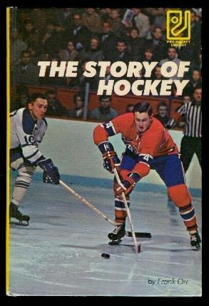 9780394823034: The Story of Hockey (Pro Hockey Library, No. 1)