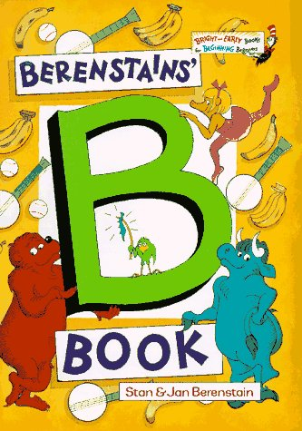 The Berenstains' B Book (Bright & Early Books(R)): Jan Berenstain; Stan Berenstain