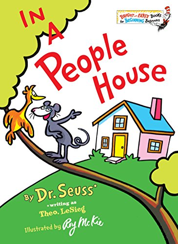 9780394823959: In a People House (Bright & Early Books(R))