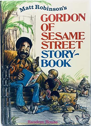 9780394824062: Gordon of Sesame Street Story Book