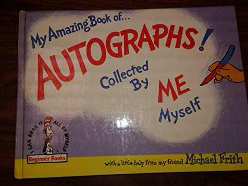 9780394824079: My Amazing Book of Autographs