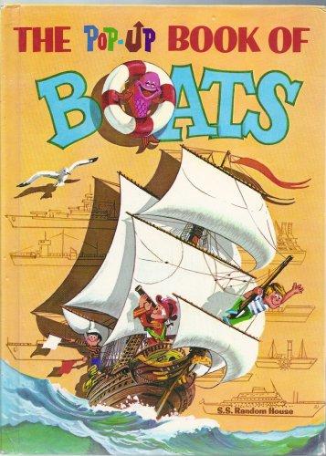 POP-UP BOOK OF BOATS: Albert G. Miller